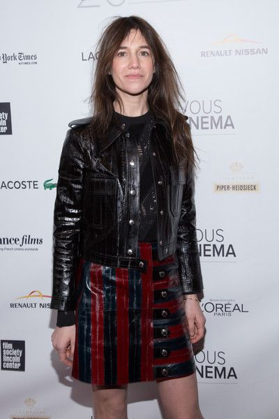 """Charlotte Gainsbourg Photos: """"3 Hearts"""" New York Premiere"""