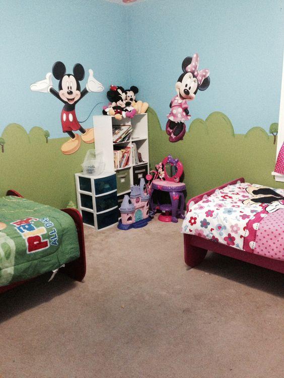 Play Corner of Mickey/Minnie Room