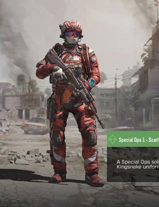 Call Of Duty Mobile All Available Characters In 2020 Call Of
