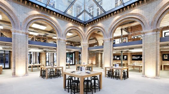 The Apple Store: Covent Garden..... LondonTown.com
