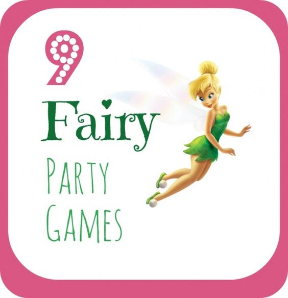 50 #Disney Tinker Bell #party Ideas. BabyCentre Blog