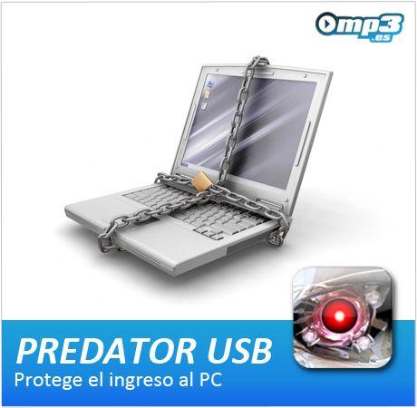 Con Predator USB convierte tu unidad USB en la llave de entrada a tu PC -   Con este software de seguridad puedes habilitar o inhabilitar el ingreso a tu ordenador. Aprende como hacerlo con este tutorial creado por nuestro equipo de especialistas. ¡Adelante!  http://blog.mp3.es/predator-usb-herramientas-seguridad-pc-manual-uso/?utm_source=pinterest_medium=socialmedia_campaign=socialmedia