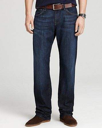 7 For All Mankind - Austyn Relaxed Fit in Los Angeles | Bloomingdale's
