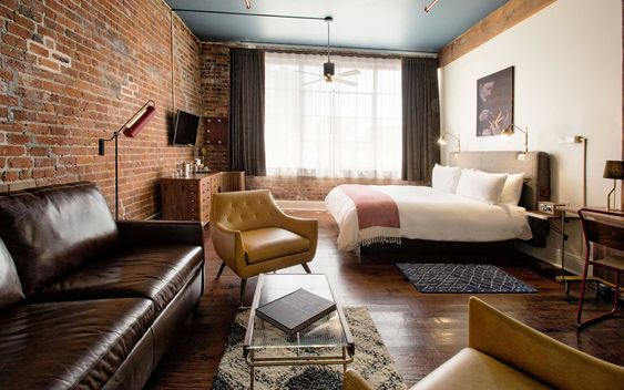 America's Hottest New Hotels Are In Old Buildings | Travel + Leisure