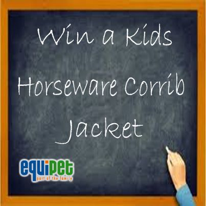 Head back to #school in #style this September! Details of how to win a Kids Horseware Corrib Jacket here : http://woobox.com/bu7ec2