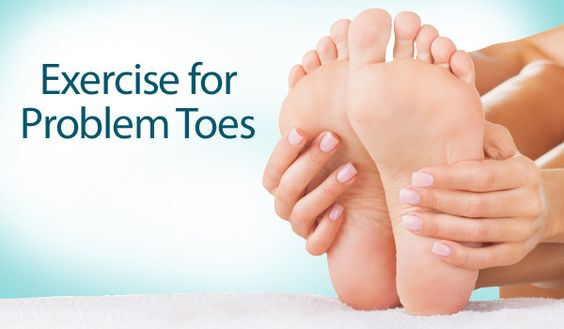 Who knew your toes needed a workout? Painful, stiff toes are no joke, and exercising to keep them flexible and feeling good isn't, either. Whether you're a power walker, a weekend dancer or just an everyday shoe wearer, your toes will thank you for taking time to give them a tone up.