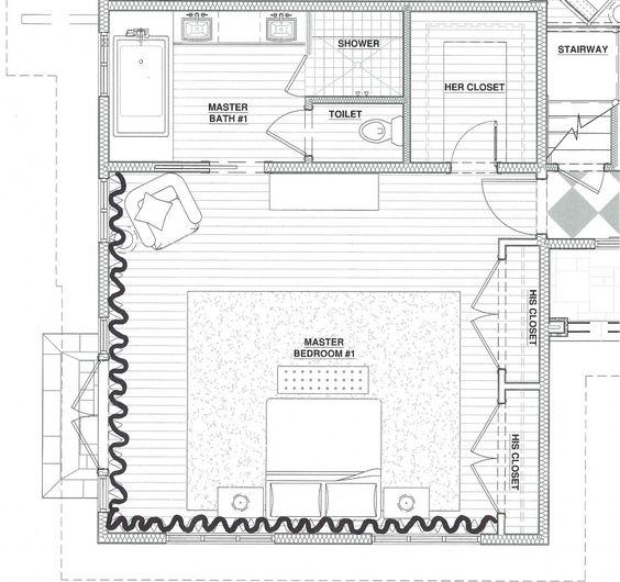 parentale salle suite parentale respect bain rver chambre des matres chambres coucher plans plans matre moderne matre vier