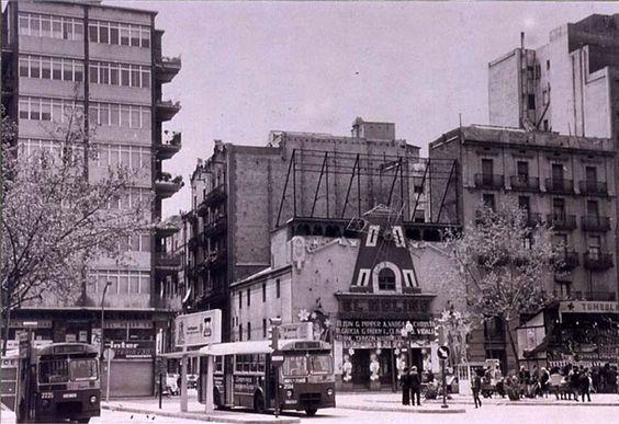 Teatro Musical El Molino - La Barcelona de antes