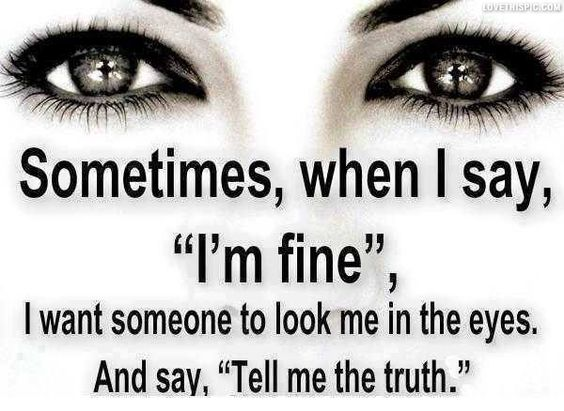 Sad Quotes About Eyes Quotes