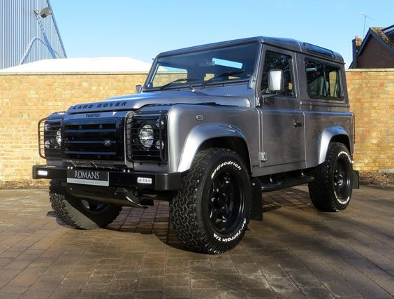 2012 (62) Twisted Defender 90 XS Individual for sale   Orkney Grey