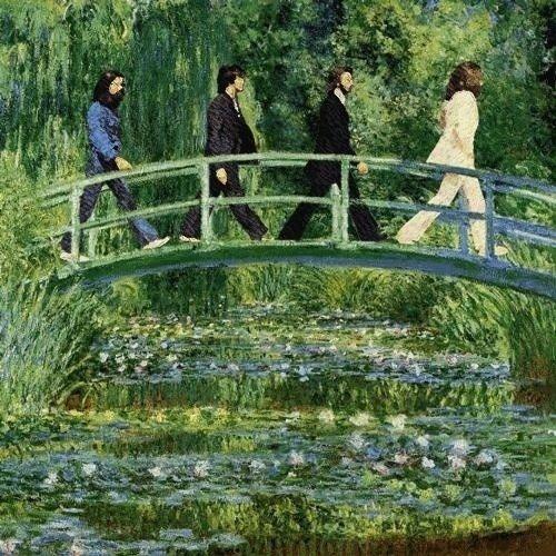 Beatles & Monet