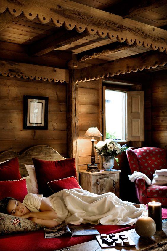 Chalets des Fermes de Marie, #Megeve, France | snowzine.com