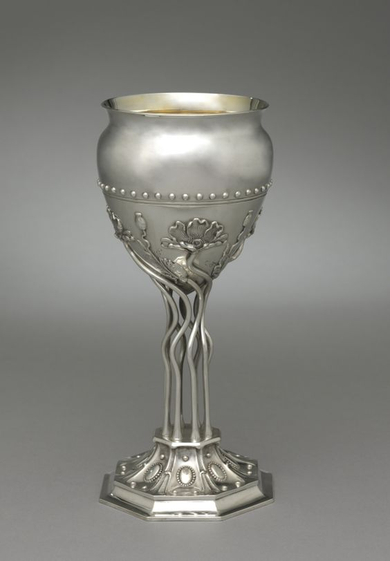 Vase, c. 1900 - firm of Theodore B. Starr (American, 1837-1907)   Cleveland Museum of Art