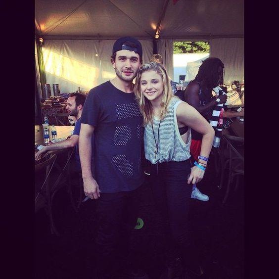 Chloé Moretz 19/09/2014 Musique Midtown Festival Piedmont Park Atlanta