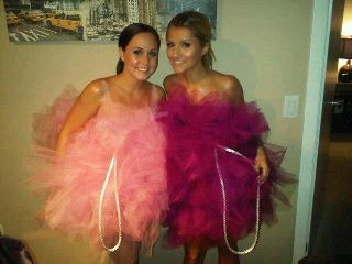 Twin costume