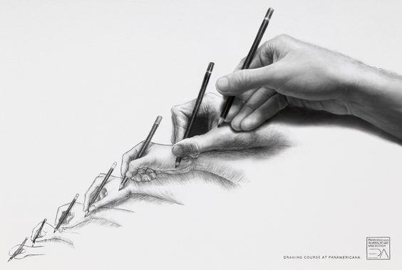 Adeevee - Escola Panamericana de Arte e Design: Hands