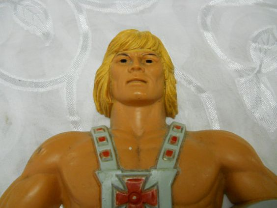 Masters of the Universe He Man Mattel 1984 by PerfectlyGoodStuff, $35.00