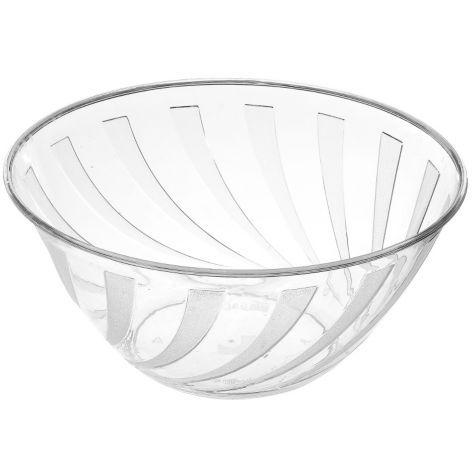 large clear plastic bowl party city event decor pinterest plastic bowls plastic. Black Bedroom Furniture Sets. Home Design Ideas