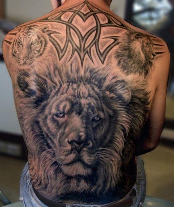 #Tattoo animals