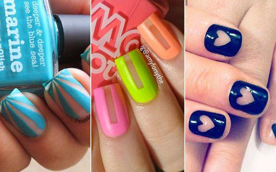 10 ideias de make, de cabelo e de unhas para você treinar nas férias - Beleza - CAPRICHO