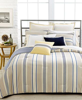 Closeout Nautica Prospect Harbor Bedding Collection Bedroom Colors Pinterest Shops