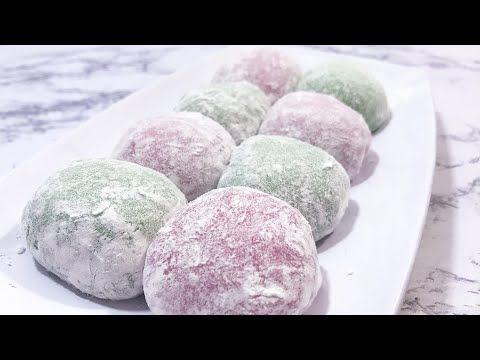 Resep Kue Mochi Untuk Ide Jualan Enak Kenyal Dan Lembut Youtube Resep Kue Resep Kue