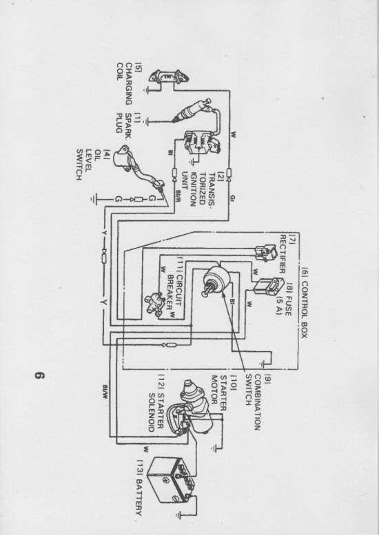 Kohler Engine Key Switch Wiring Schematic And Wiring Diagram Diagram Electrical Diagram Honda