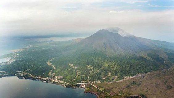 Volcán Sakurajima está cerca de una erupción y pone en riesgo la vida de 600 personas https://t.co/lwUL8fF7Qt #Noticias #Venezuela