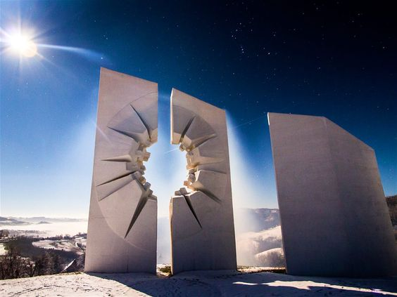 The power of art: epic Yugoslav monuments in the Balkans - Lonely Planet