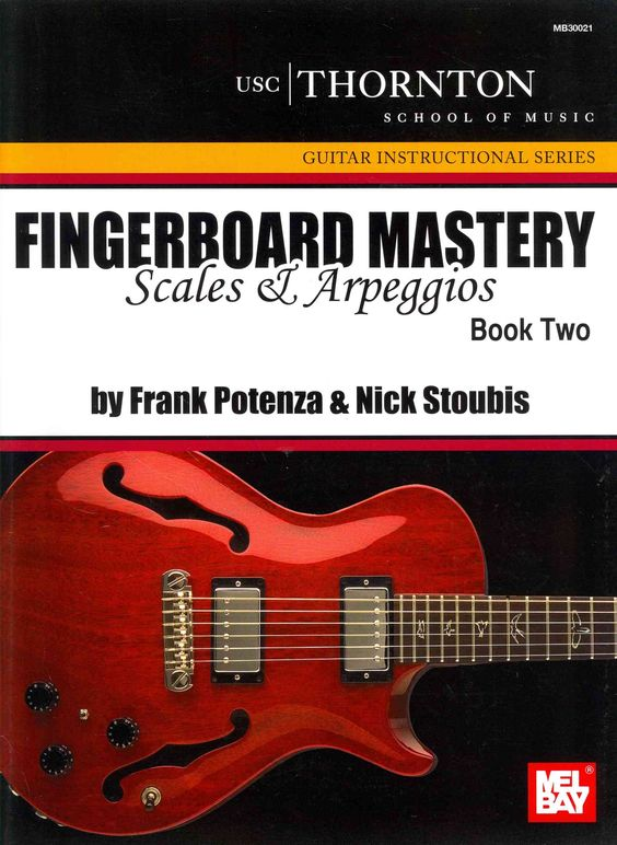 Fingerboard Mastery Book Two: Scales and Arpeggios