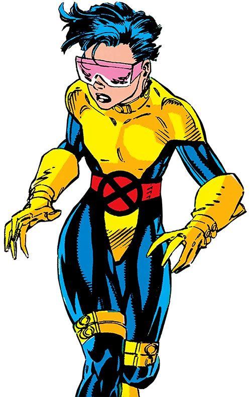Jubilee X Men Marvel Comics Earliest Appearances Character Profile Marvel Comics Women Xmen Comics Marvel And Dc Characters
