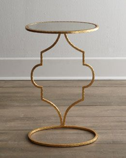 "H6QTG ""Floating Arabesque"" Side Table"