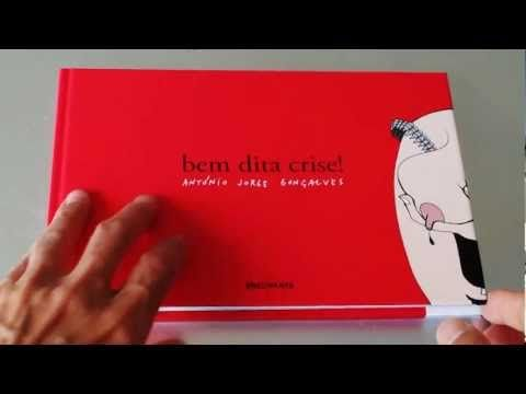 BEM DITA CRISE! booktrailer