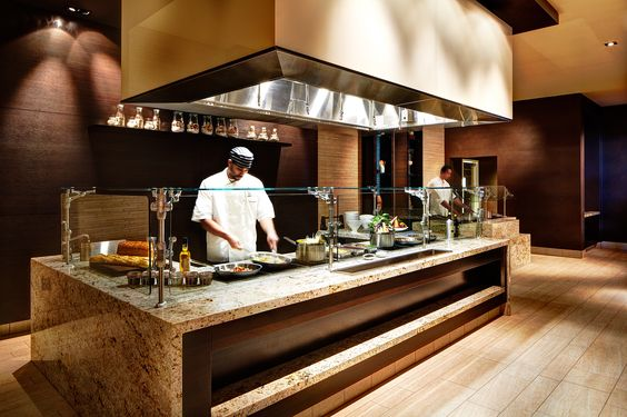 Our Buffet Station Sandiego Dining Restaurant Hotel The Restaurant Pinterest San