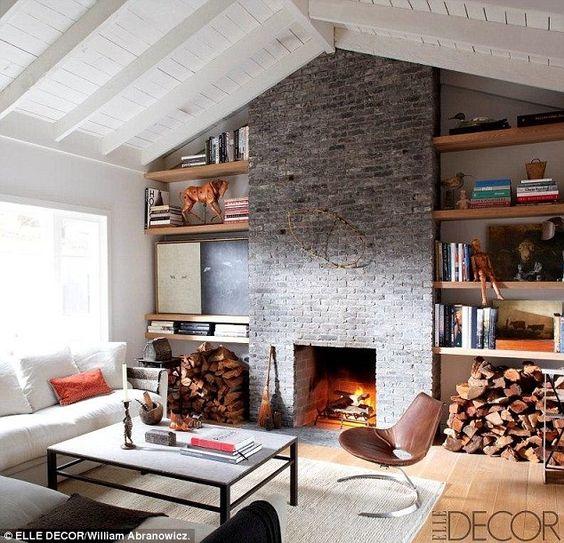 Pin By Danny Barnes On Living Room Ellen Degeneres Home Celebrity Houses Barn Living
