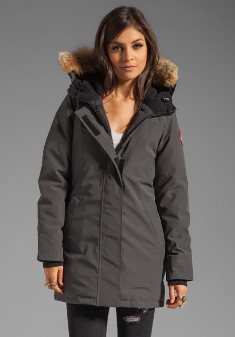 Canada Goose victoria parka outlet authentic - Canada Goose Victoria Parka with Coyote Fur Trim-XS | Canada Goose ...