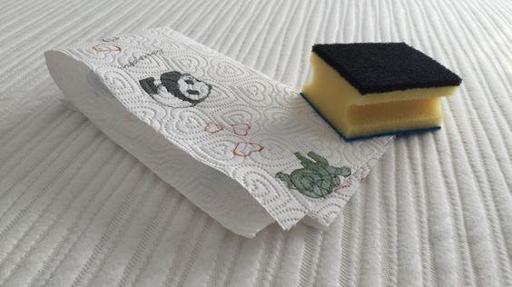 Erbrochenes auf der Matratze kann man schnell beseitigen. Wie befreit man aber die Matratze vom üblem Geruch und dem Fleck?