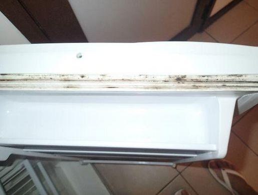 Comment faire disparaître la moisissure sur les joints du frigo