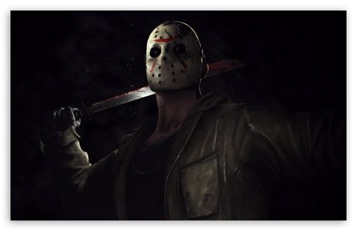 Mortal Kombat X Jason Voorhees Hd Wallpaper For 4k Uhd