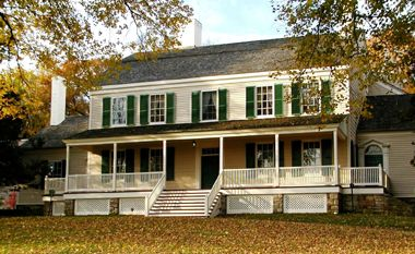 On the veranda of his Westchester County farmhouse, John Jay told his son's schoolmate, James Fenimore Cooper, the tale of how he had run a spy ring in Revolutionary War-torn New York state--a story Cooper embellished into the first major American novel, The Spy.
