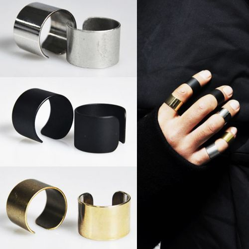 Bendable Minimal Set Knuckle Ring-Ring 25