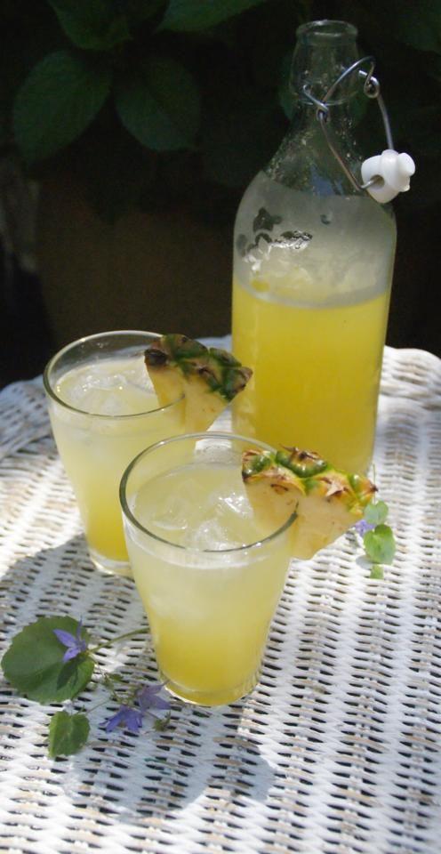 Pineapple Agua Fresca Recipe - Super Deliciousness!!!