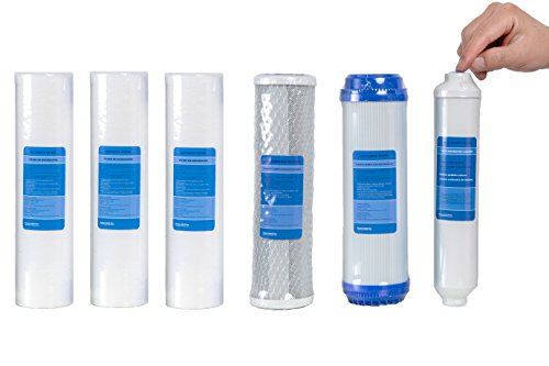 Green Label Universal Water Filter Set For Most Reverse Osmosis Units 3 Pp Sediment 1 Gac Reverse Osmosis Reverse Osmosis Water System Reverse Osmosis Water