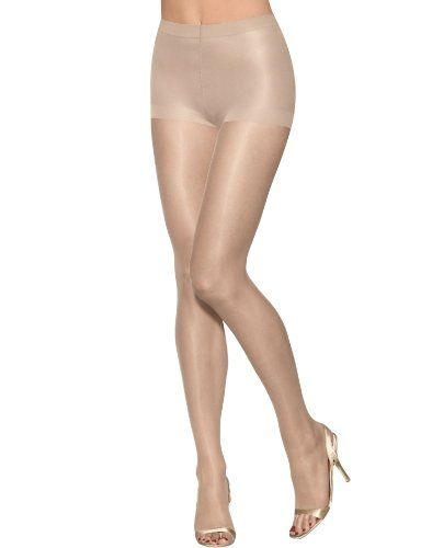 Hanes Women Set of 3 Silk Reflections Ultra Sheer Toeless Control Top Pantyhose *** Details can be found by clicking on the image.: