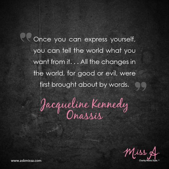 Jackie Kennedy Quotes: Pinterest • The World's Catalog Of Ideas
