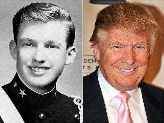 how to tell children about donald trump