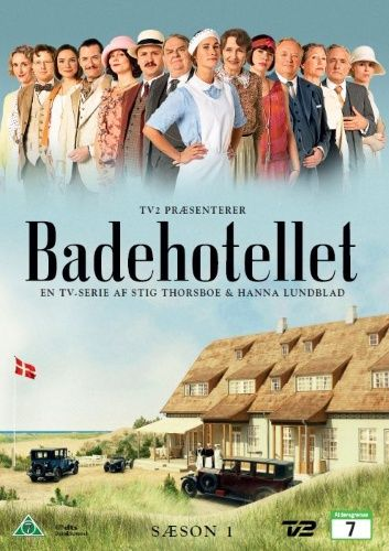 Badehotellet (DVD)