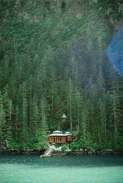 Kenai Fjiords, Alaska