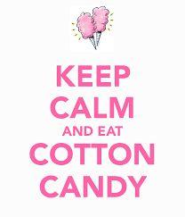 """Résultat de recherche d'images pour """"keep calm and eat candy"""""""