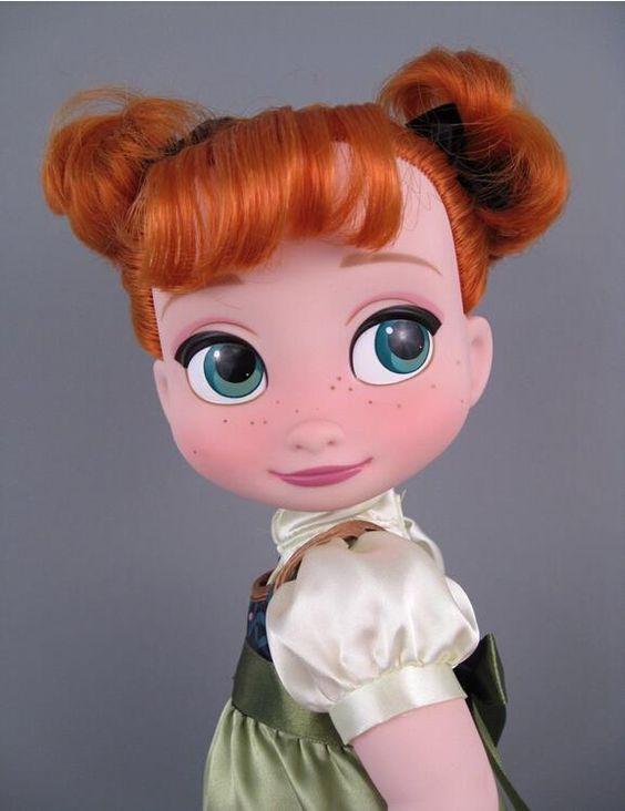 Aliexpress.com: Comprar Ninguna caja Original Rapunzel Princess animadores colección 16 pulgadas Doll a la moda Elsa y Anna regalo navidad para la muchacha envío gratis de juegos de regalo para los niños fiable proveedores en UCanaan-Abbie Doll